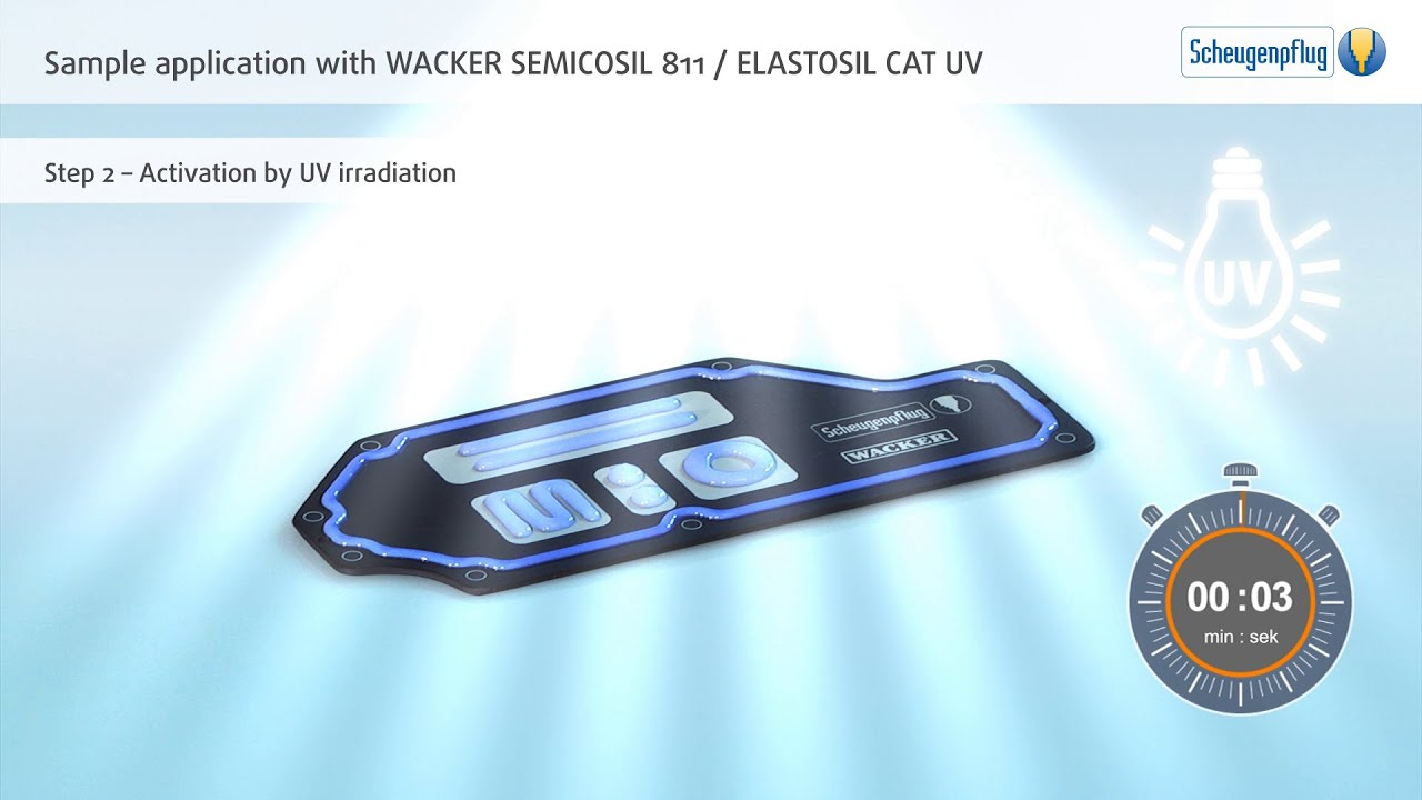 WACKER SEMICOSIL® 811   Adhesive Bonding and Sealing of Electronic ...