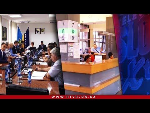 Vlada TK: Povećani prihodi ZZO, zaduženje Direkcije regionalnih cesta - 22.08.2017.