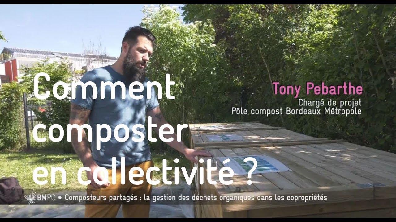 Comment composter en collectivité ? Avec le compostage partagé !