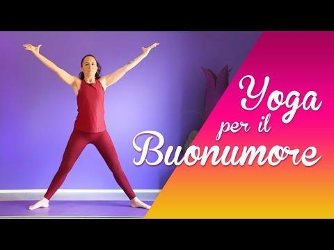 Tiramisù - Yoga Per Il Buon Umore