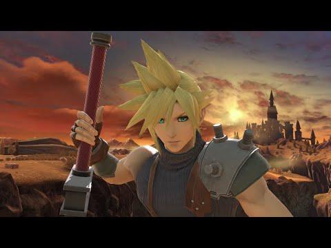 Super Smash Bros. Ultimate Blog Update: Shulk, Cloud, and Palutena Detailed (Week 18)