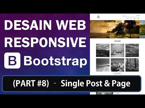 membuat-desain-web-responsive-dengan-bootstrap-(part-8/8)---single-post-&-page