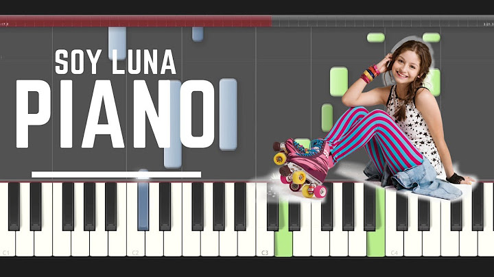 alas soy luna piano midi tutorial sheet partitura cover notas cancion 2 for karaoke lyrics