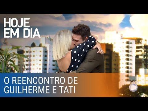 Surpresa para Guilherme: eliminado ouve mensagens e reencontra Tati Dias thumbnail
