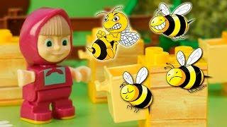 Мультики Маша и Медведь новые серии Мишкина помощница Мультфильмы Для детей Развивающие видео детям