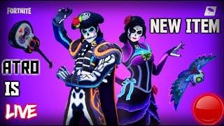 Fortnite live New Balloon Update and Dante Skin
