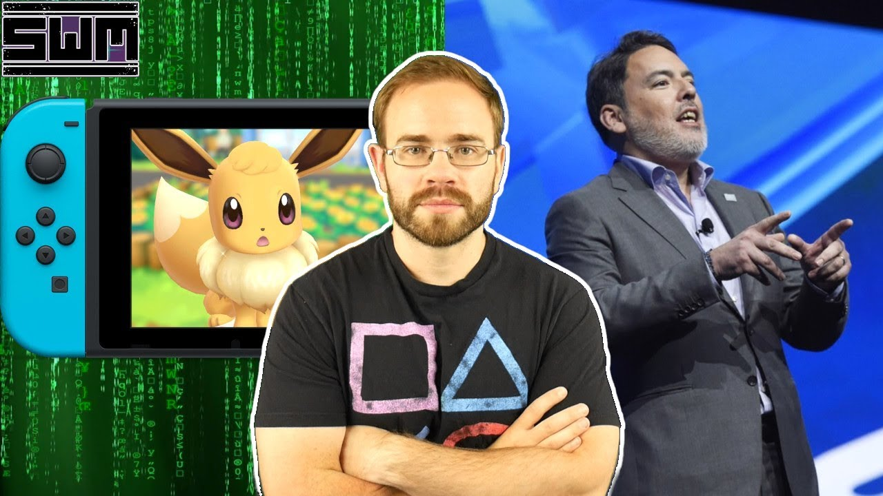 Fake Pokemon Lets Go Roms Brick Switch Systems And Sony Skipping E3 2019?! | News Wave
