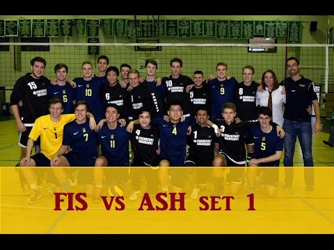 ISSTs 2015 FIS vs ASH Set 1