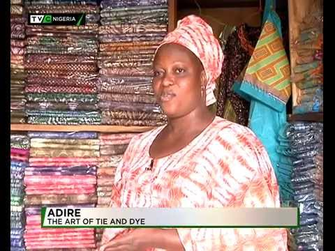 ADIRE: ART OF TIE & DYE IN ABEOKUTA