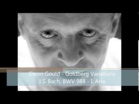 Glenn Gould - Goldberg Variations, J.S. Bach, BWV 988 (Performed in 1981) - I. Aria