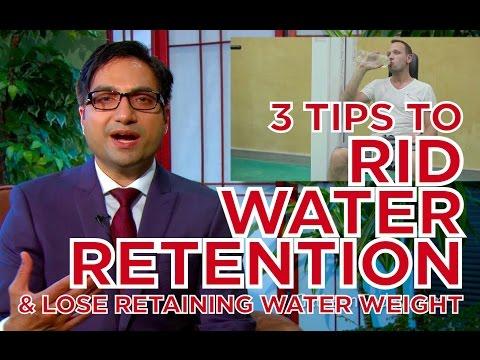 Lose Weight Water Retention