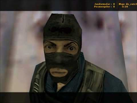 Benim Adım Cafer Counter Strike Mod
