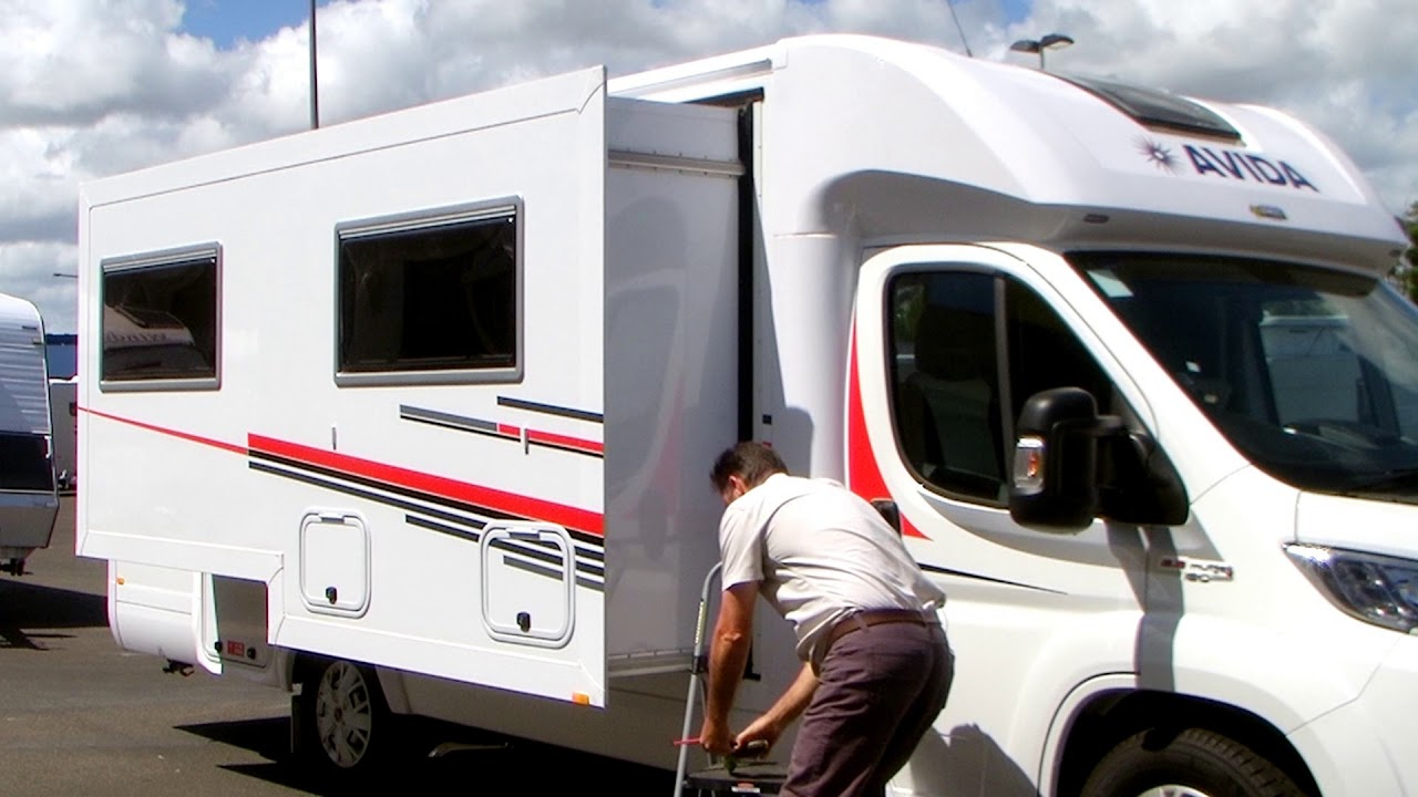 manually override your caravan or motorhomes schwintek slide out rh youtube com Most Expensive RV Motorhome Class B RV