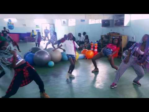 Franko - TÉLÉPHONE vidéo ( Dance by Destiny Crew Five )