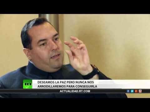 Entrevista con Alejandro Cao de Benós