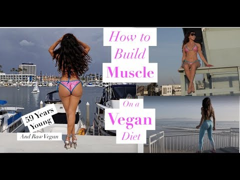 How to Get TONED and Build MUSCLE on a VEGAN DIET | 5 Tips to a Strong/Lean/Fit Bikini Body