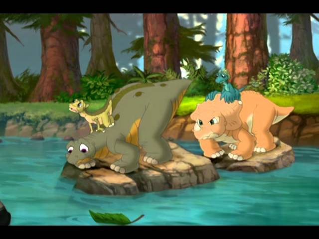 The Land Before Time XII:  The Great Day of the Flyers - Trailer