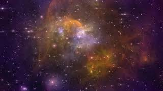 Multi-Color Galaxy ⭐ 1-Hour Star-Field Motion Background ⭐ Longest HD (!!!) Live Wallpaper ⭐ AA-vfx screenshot 4