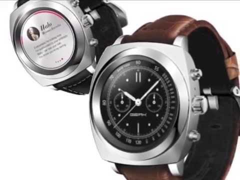 Китайская компания geak анонсировала продвинутые умные часы watch ii и их улучшенную версию watch ii pro.