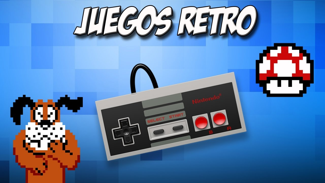 Top 5 Juegos Retro Para Android Youtube