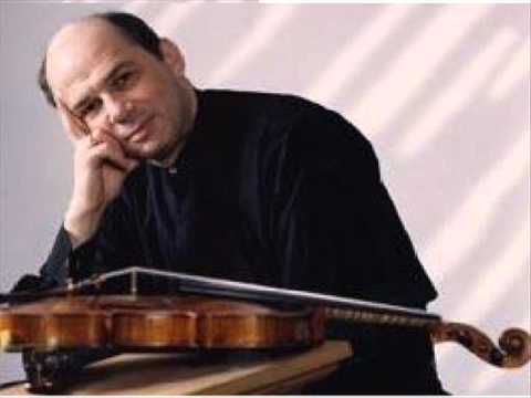 Michael Vaiman plays Kreisler Recitativo and Scherzo for violin solo op.6
