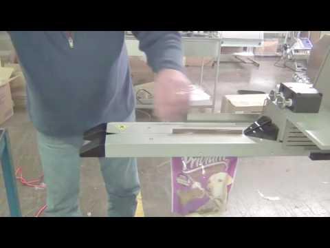 3G Packaging Corp. | MPS 6100 Bag Sealer
