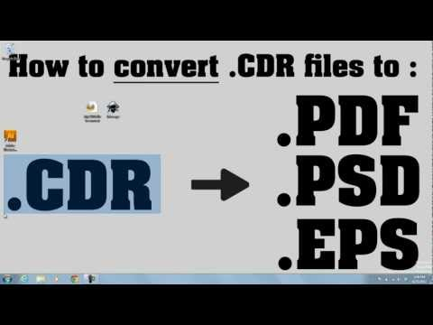 BEST way to convert .CDR to .EPS - [SOLVED]