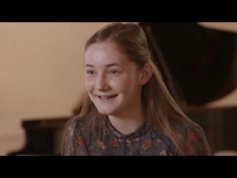 Alma Deutscher - From My Book of Melodies (German Trailer)