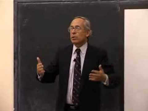 Social Security Reform - The Chilean Model - Lecture