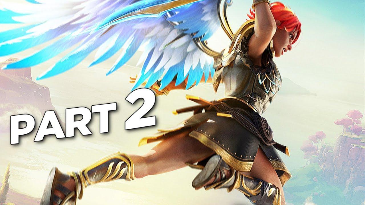 Download IMMORTALS FENYX RISING PS5 Walkthrough Gameplay Part 2 - ZEUS (PlayStation 5)