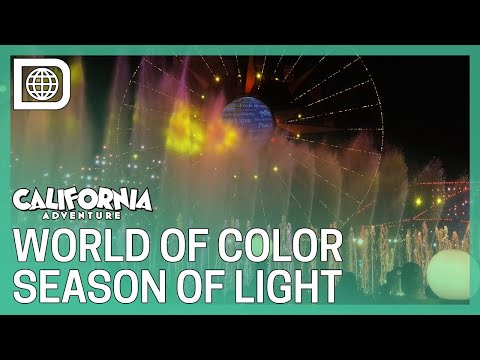 World Of Color: Season Of Light - 2019 - California Adventure