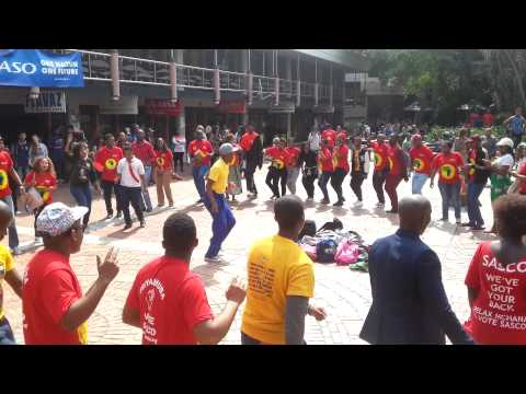 SASCO NMMU election day 2014
