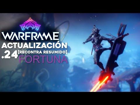 Warframe - Resumen de la actualización Fortuna thumbnail