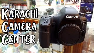 New DSLR Cameras & Used DSLR Cameras | Karachi Camera Center Rawalpindi Pakistan