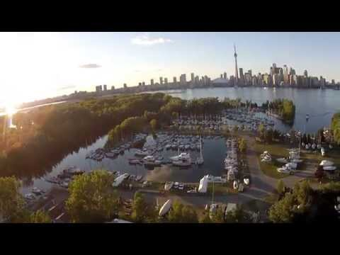 Toronto Island Marina 2014 - An Overview Of What To Expect When You Visit Toronto Island Marina