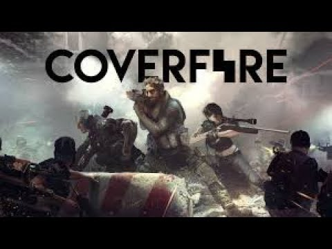 Cover Fire: shooting games GamePlay Android/Ios HD