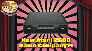 New Atari 2600 Game Company Announced!