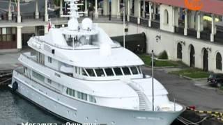 Путин. Коррупция. IV - Яхты(В начале 2011 года в Сочи пришла новая, только что купленная Управлением делами президента (то есть на деньги..., 2012-02-16T10:38:36.000Z)