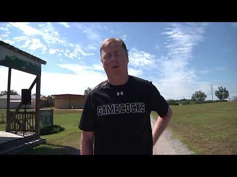 POST-GAME: Andrew Allden on the Carolina Challenge — 9/2/17