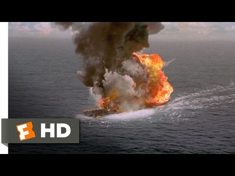 U571 11/11 Movie   Sinking the Destroyer 2000 HD
