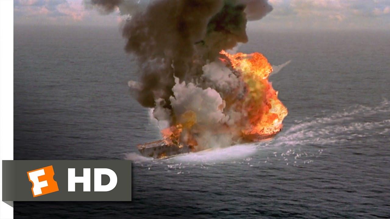 U-571 (11/11) Movie CLIP - Sinking the Destroyer (2000) HD
