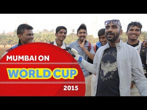 Mumbai on World Cup 2015