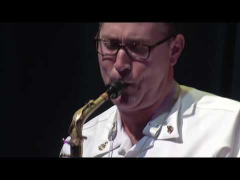 Navy Commodores - Millennium Stage (May 29, 2017)