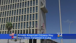 Private Citizens Say They Have Health Symptoms After Visiting Cuba thumbnail