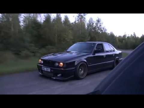 bugatti veyron 16 4 1001 hp vs bmw m5 e34 turbo by ag uncut 4k one take youtube. Black Bedroom Furniture Sets. Home Design Ideas