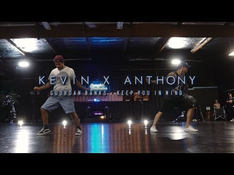 Kevin Garcia X Anthony Martinez | Guordon Banks - Keep You In Mind | Snowglobe Perspective
