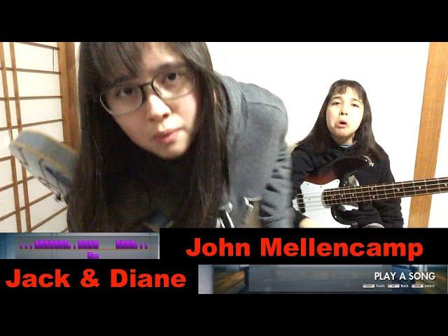 #Rocksmith - John Mellencamp - Jack & Diane - guitar + bass