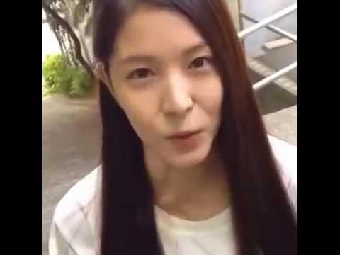 BOAさんのすっぴん。。。 BOA-san, no make-up - YouTube