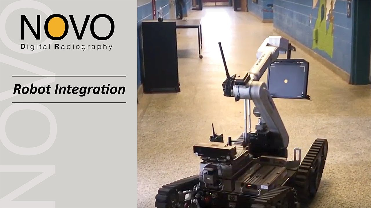 NOVO   Telerob Robot Integration Sep 2019