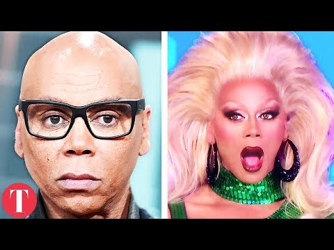 The Private Life Of Drag Queen RuPaul